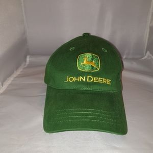 John Deere hat size one size fits all